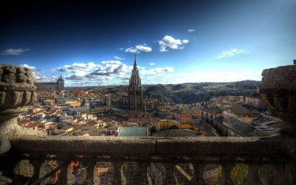 Толедо, Испания.