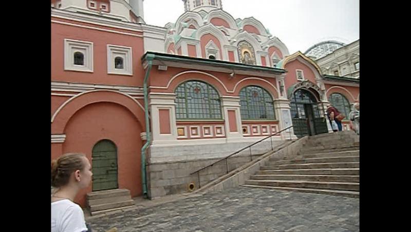 Колокола на Красной площади