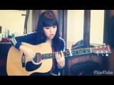 на гитаре-казакша