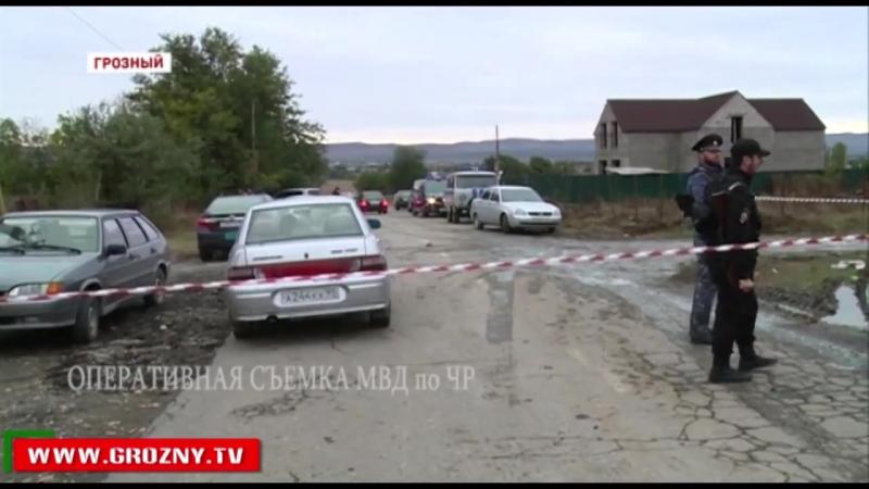 Трое участников бандподполья ликвидированы в Старопромысловском районе Грозного. www.warchechnya.ru