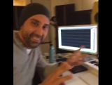 Mike Candys &amp Jack Holiday at the studio