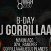 G&J planets(Gorrillaaa & Jesus)