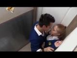 Лиза и Макс в туалете