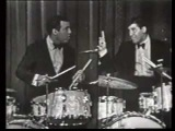Buddy Rich Jerry Lewis - Drum Solo Battle