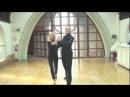 Izabela Dance Tutorial 3 of 8 Foxtrot