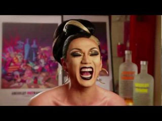 Absolut OUTrageous -- Behind the Scenes with Manila, Raja, Alexis, Shangela & Yara