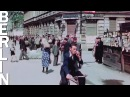 Berlin in July 1945 HD 1080p color footage