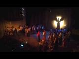 народных хор концерт-эказмен 2013 РАМ Гнесиных (русские народные песни и танцы)