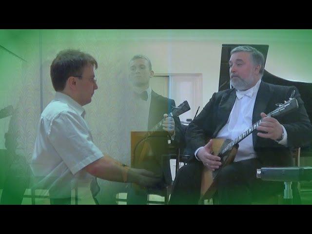 А.Бызов. Молитва Пьеса для ансамбля балалаек и органа