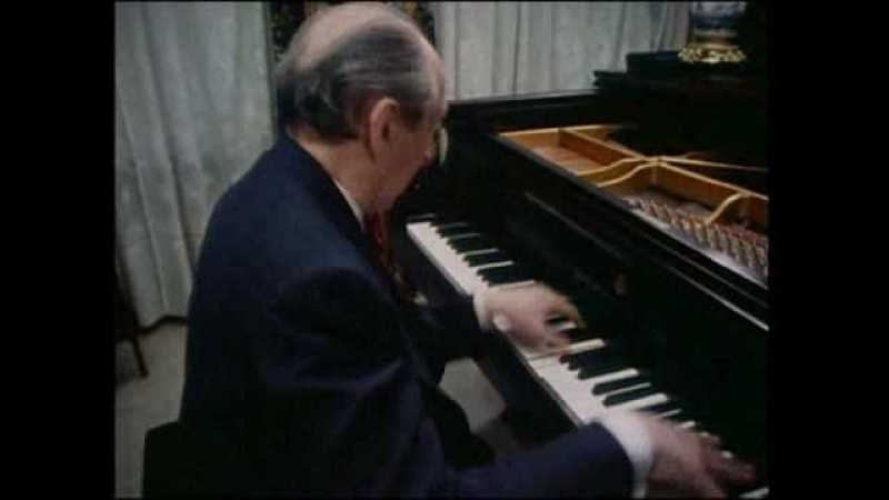 Vladimir Horowitz - Chopin - Etude Op.10 No.5 (Black Key)