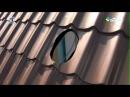 Видео инструкция по монтажу кровли из металлочерепицы 2 mp4