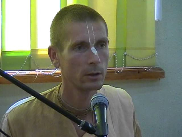 Радхаштами - Ананда Вардхана прабху - Николаев - 23-09-2012
