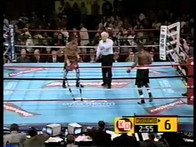 Floyd Mayweather Jr. vs Emanuel Augustus (Burton) - [Full Fight]