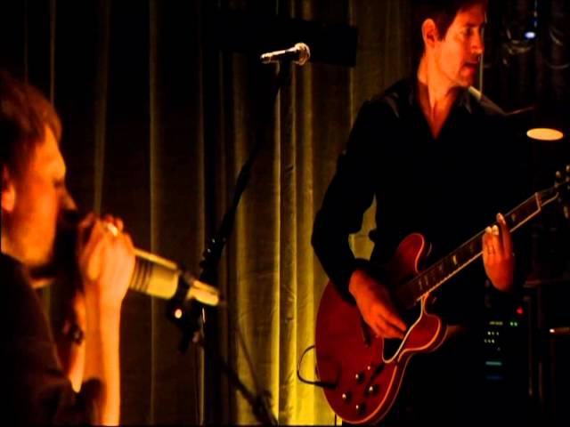 Radiohead - Nude - Live From The Basement [HD]