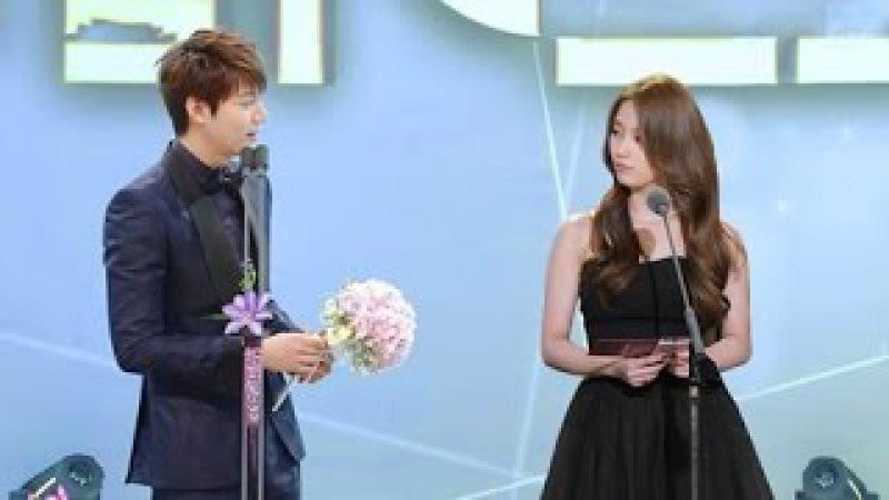 Suzy and Lee Min Ho [ Love Story 2 ] 수지 이민호
