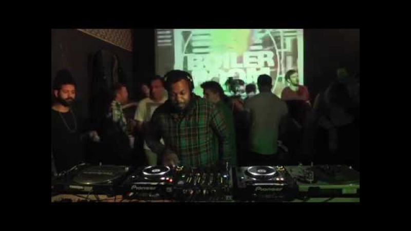 Derrick Carter Boiler Room London DJ Set