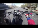BMW G650 Xmoto ride