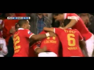 Zakaria Bakkali (17-year-old Wonderkid) Amazing Hat-Trick On Debut (All Goals) PSV vs NEC 5:0