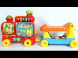 Sit-to-Stand Ultimate Alphabet Train from VTech