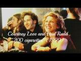 COURTNEY LOVE AND PAUL RUDD