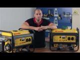 Обзор Бензиновый генератор HAMMER GNR2200 А и GNR3000 А
