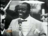 Louis B Armstrong - What A Wonderful World (Official Video) (1967) (O.S.T. Good Morning Vietnam)