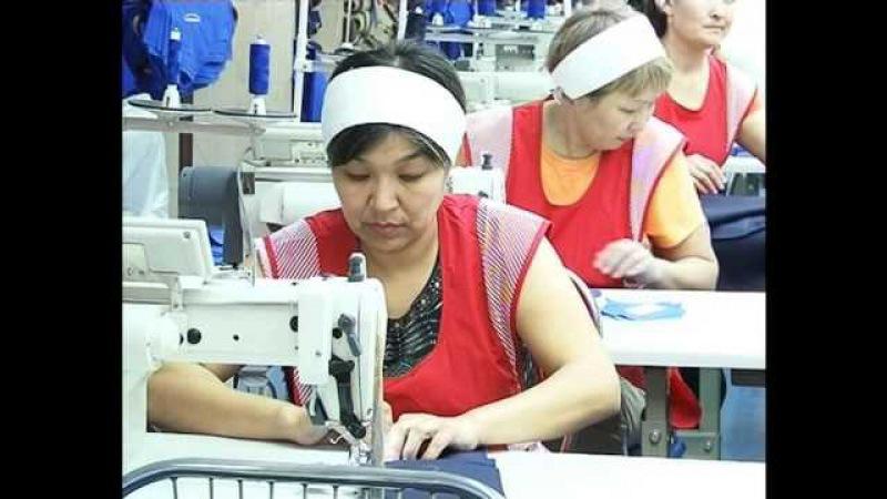 Экскурсия для девушек на швейную фабрику Ютария LTD