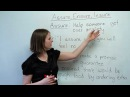 English Vocabulary Assure Ensure Insure