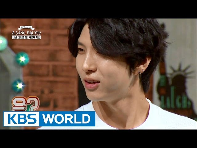 Global Request Show: A Song For You 4 - Ep.10 with VIXX LR (2015.10.09)