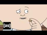 Lil Bits Rick and Morty Adult Swim