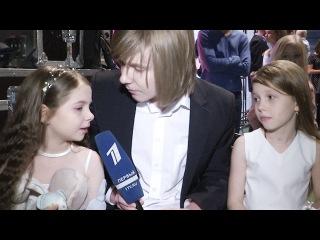 Интервью после поединка — Назели Варелджян и Анжела Доронина - Голос. Дети