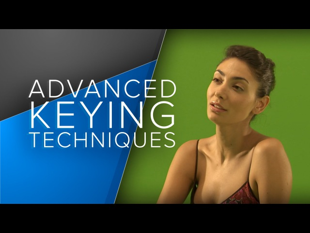 Advanced Keying Techniques in After Effects - Tutorial
