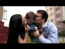 Амира 1 год. Прогулка с родителями. Видео-Егор Молотов