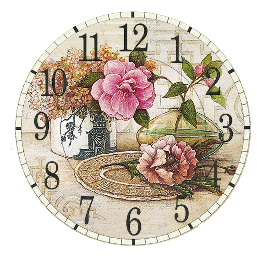 1000 images about l minas para relojes on pinterest - Reloj pared vintage ...