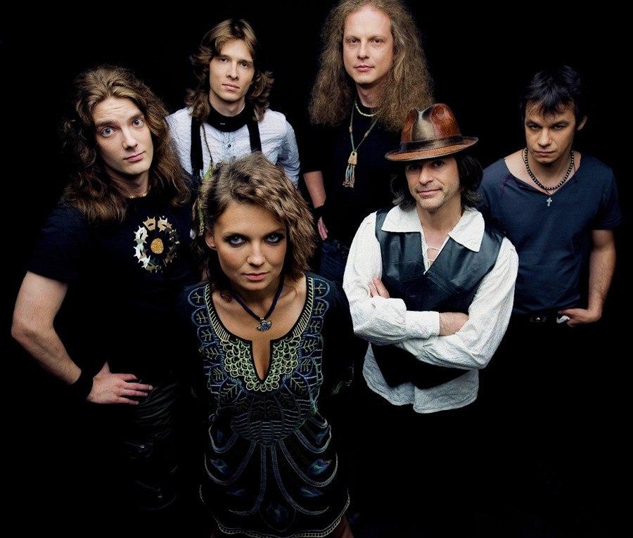 слушать рок группы лучшее русские