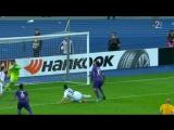 Dynamo (K) - Fiorentina 1-1, Babacar (90+2'), 16.04.2015. HD