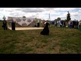 Великий Булгар - 2015. Танцы с оружием 2. Милые девушки из Твери.