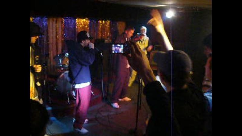 D.B.W.C. - FM CLUB (MOSOBL UNDERGROUND)
