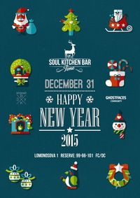 31 DECEMBER * HAPPY NEW YEAR 2015
