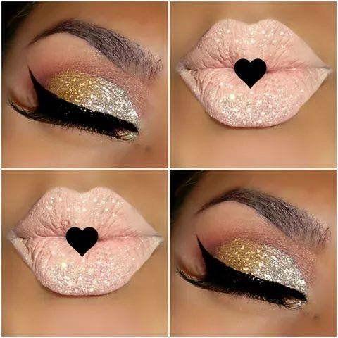 перламутровые пигменты для макияжа