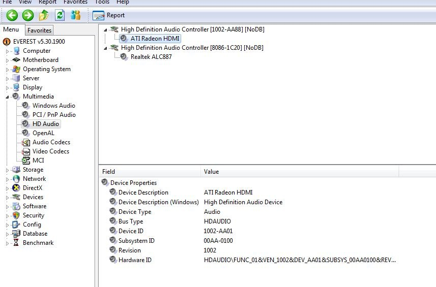 Скачать драйвера Realtek Ac97 для Windows 7