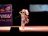 Animau 2015 - Laika - Shiro Yoshiwara (Adekan)