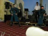Горцы( чеченский танец с кинжалами)