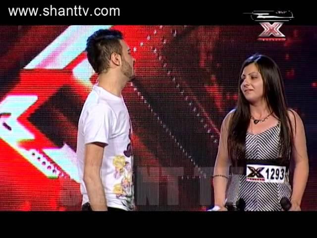 X-Factor 3-Lsumneri pul 6-rd or-Shoghik Andreasyan 31.05.2014