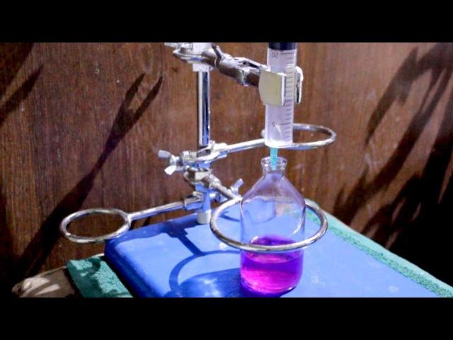 Кислотно-щелочное титрование - метод определения концентрации кислот или основ ...