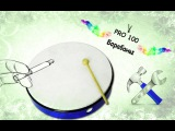Уроки игры на Барабанах [Спасение рядового Пластика] Pro100 Барабаны ✓