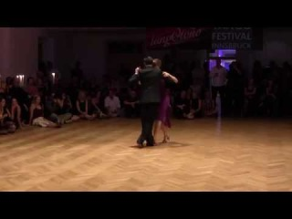 Fausto + Stephanie (2) TangOtoño 2014 / Innsbruck