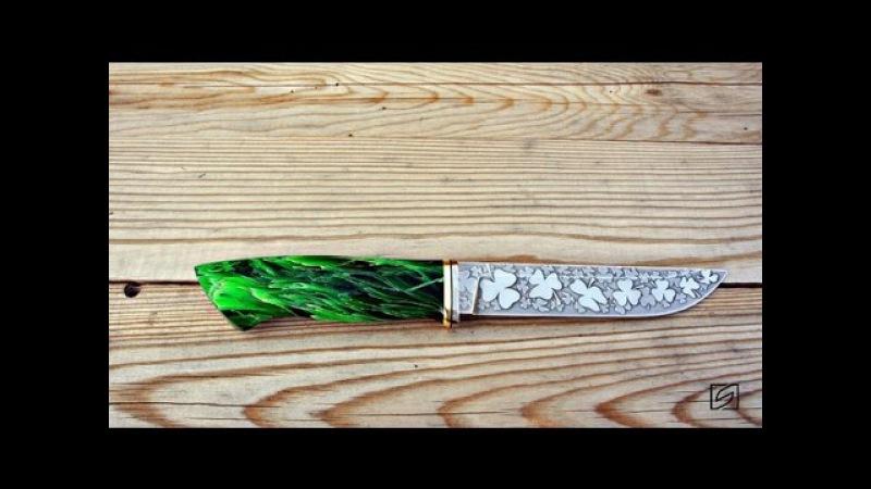рукоять ножа (часть 2)