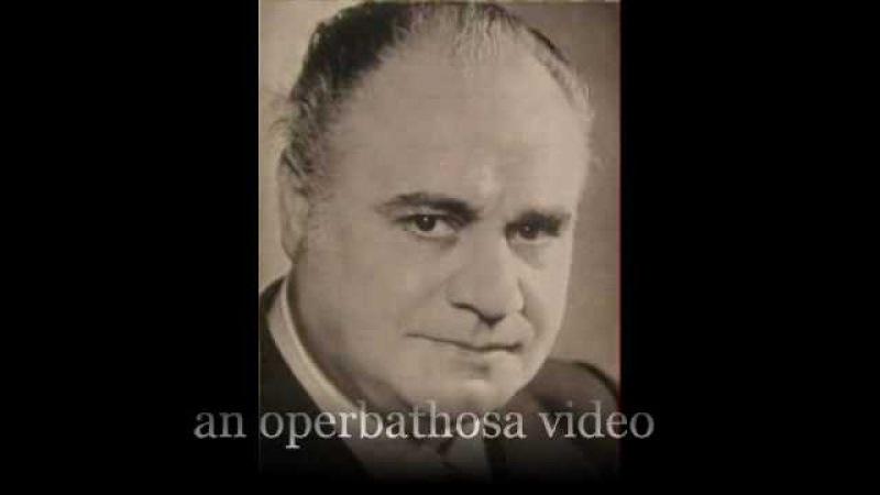 Beniamino Gigli Enrico Toselli Serenata Version 1 1926 New Jersey