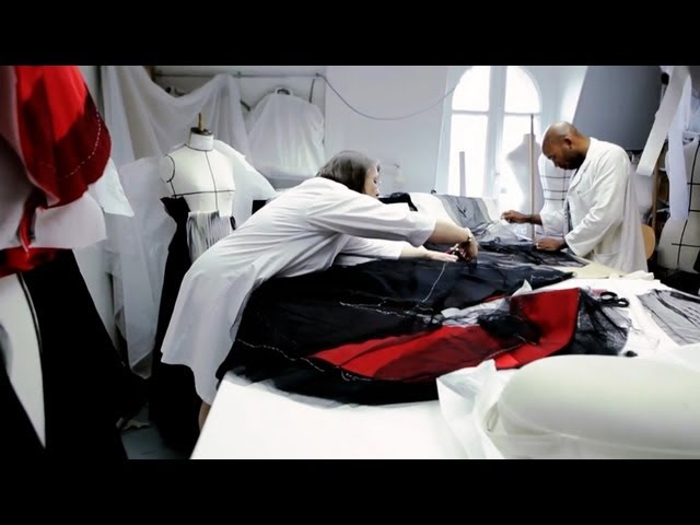 Christian Dior Haute Couture Spring Summer 2011 Making Of HD